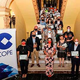 Entregados los XI Premios Cope Castellón