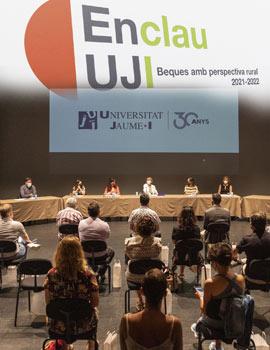 La red de municipios por la cultura, Enclau-UJI, presenta nuevos proyectos para dinamizar el interior rural de Castellón