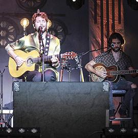 Concierto de Manuel Carrasco en Som Festival Castelló