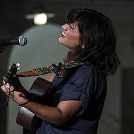 Concierto de Joana Serrat
