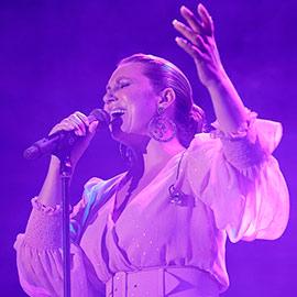 Niña Pastori y su gira especial de 25 años en SOM Festival Castelló