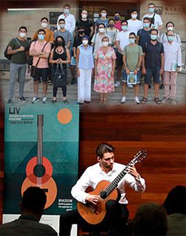 Arranca el LIV Certamen Internacional de Guitarra Francisco Tárrega con la fase de preselección