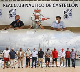 Presentación del Campeonato de España de Kayak de Mar