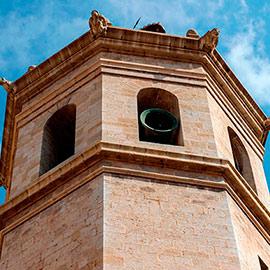 Volteo de campanas, gaiatas y mitología en el comienzo del 770 Aniversario de la Ciudad de Castelló