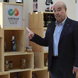 El actor Antonio Resines promocionará la provincia de Castellón este otoño