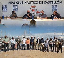 Presentación del encuentro Un Mar para Todos