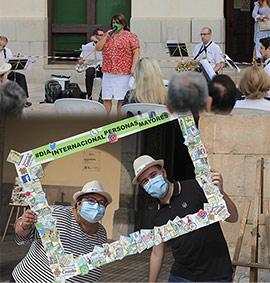 Castelló celebra el Día Internacional de las Personas Mayores