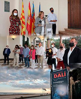 Villa Elisa recibe la obra gráfica de Salvador Dalí