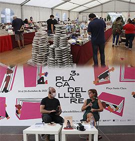 Apertura de la Feria del Libro de Castelló