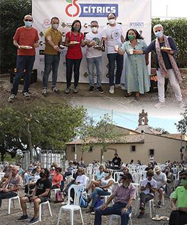 CítriCS fusiona patrimonio, gastronomía y música en la ermita de Sant Jaume de Fadrell