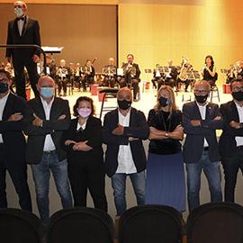 Concierto de la Banda Municipal en homenaje a los Moros d´Alquería
