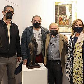Exposición homenaje al artista Melchor Zapata en Benicàssim