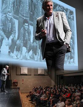Fernando Romay abre la programación de talleres y charlas de Talento Local en Benicàssim
