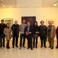Exposición de Óscar Lázaro
