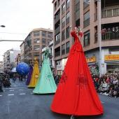 Desfile internacional de animación