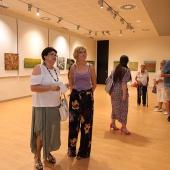 Exposición de Stela Ana Albu