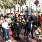 Ofrenda de flores, Benicàssim