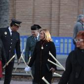 Procesión en honor a San Antonio Abad