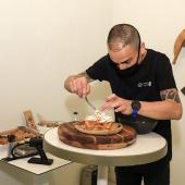 Pedro Salas, Gastronauta