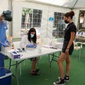 Cribado de PCR sanitarios